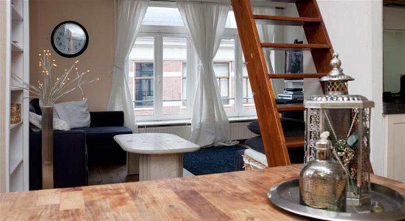 Living Room The Leidseplein Escape Apartment Amsterdam - The Leidseplein Escape - Amsterdam - rentals