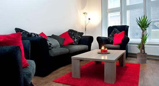 Living Room Damrak B Apartment Amsterdam - Damrak B - Amsterdam - rentals
