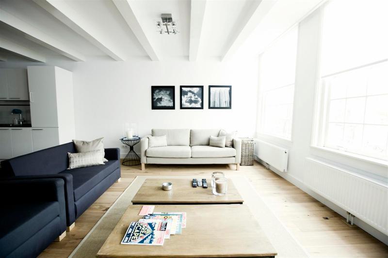 Livingroom Bocinq I apartment Amsterdam - Bocinq I - Amsterdam - rentals