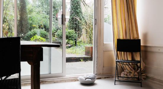 Living Room Central Park Garden Apartment Amsterdam - Central Park Garden - Amsterdam - rentals