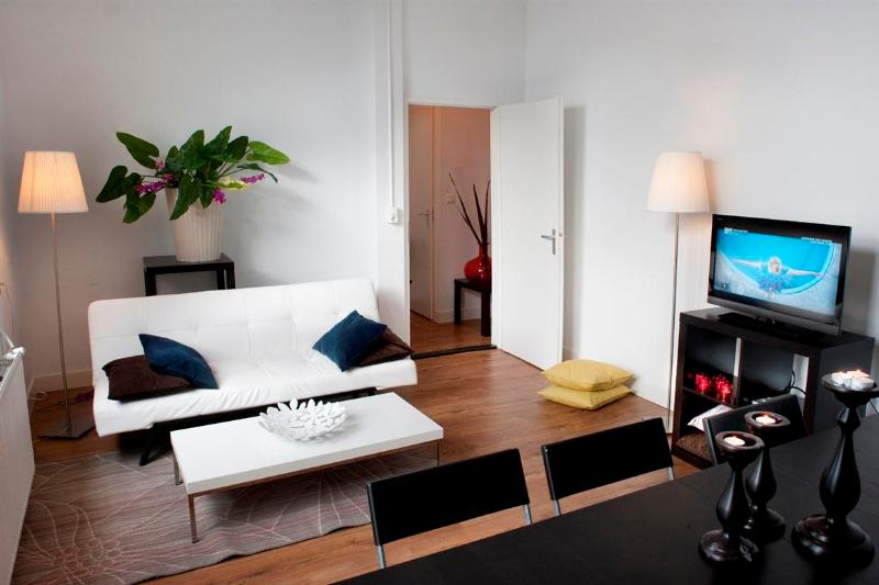 Living room Tiger apartment Amsterdam - Tiger - Amsterdam - rentals