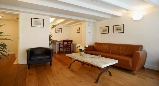 Living Room Authentic Town House Apartment Amsterdam - Authentic Town House - Amsterdam - rentals