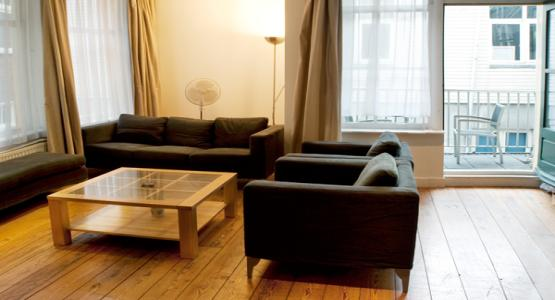 Living Room China Town Apartment Amsterdam - China Town - Amsterdam - rentals