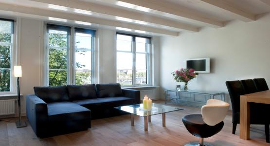 Livingroom other angle Prins Harry apartment Amsterdam - Prins Harry - Amsterdam - rentals