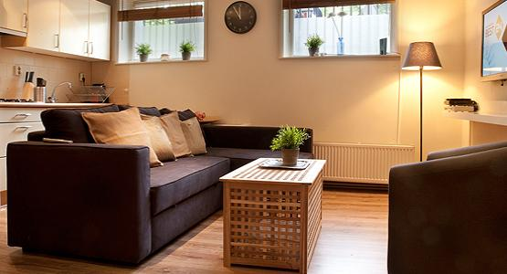 Living Room The Vogue Apartment Amsterdam - The Vogue - Amsterdam - rentals