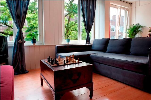 Livingroom Rembrandt Park apartment Amsterdam - Rembrandt Park Apartment - Amsterdam - rentals
