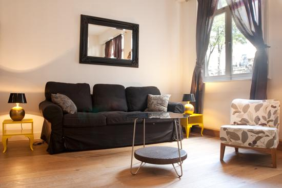 Living Room Prinsengracht Canal Apartment Amsterdam - Prinsengracht Canal - Amsterdam - rentals