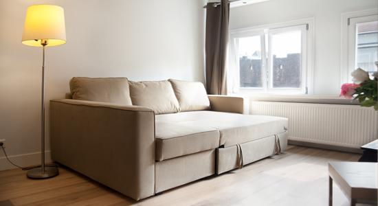 Living Room Kerkstraat Exclusive Apartment Amsterdam - Kerkstraat Exclusive - Amsterdam - rentals