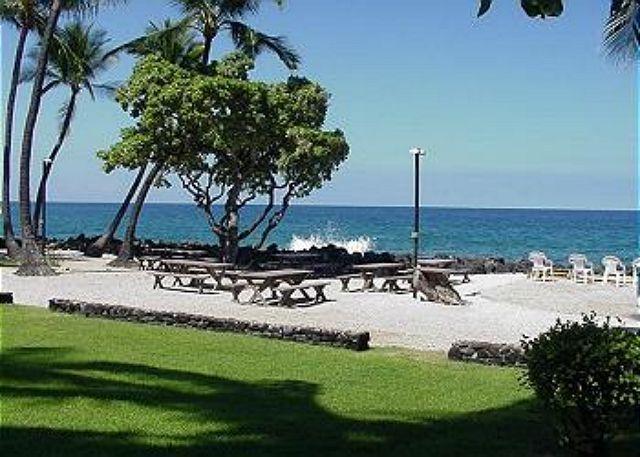 Kona Isle C24 Partial Oceanview, 2nd floor condo, Excellant Price! - Image 1 - Kailua-Kona - rentals