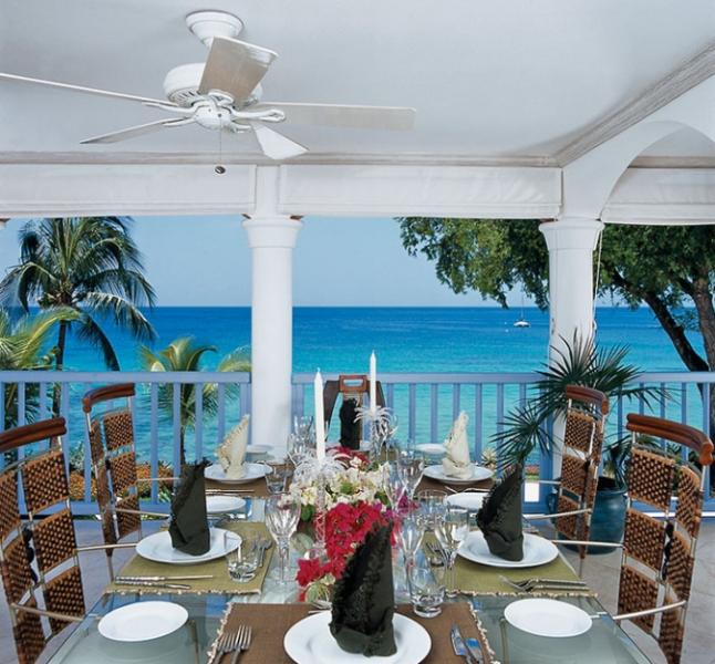 Villas on the Beach, Holetown, St. James, Barbados - Beachfront - Image 1 - Holetown - rentals