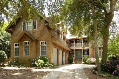 Front Elevation - 207 Harbour Bay - Kitty Hawk - rentals