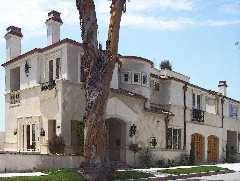 Newly Constructed French inspired Architecture Villa - Luxury Designer Beach Villa - Corona del Mar - rentals