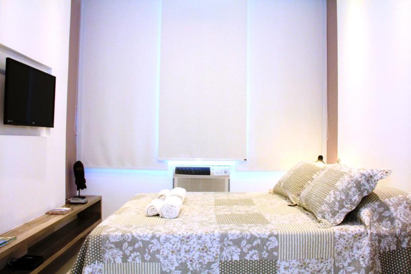 Bedroom - Modern Loft Privative in Copa - Rio de Janeiro - rentals