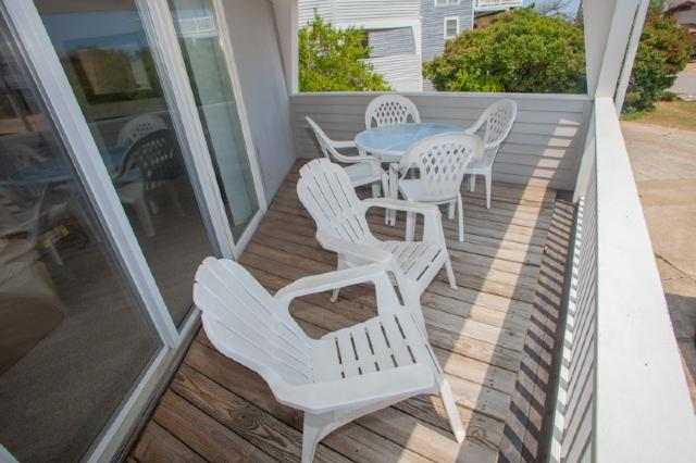 Deck - 119 78th Street - Virginia Beach - rentals