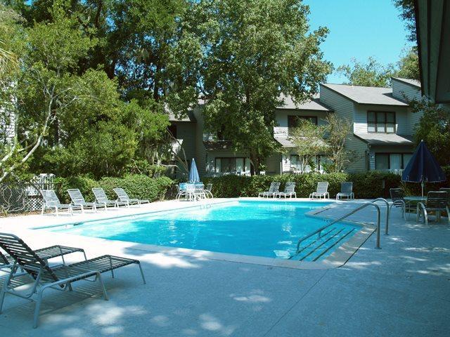 Pool at Ocean Breeze -  - Hilton Head - rentals