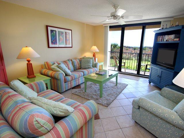 Living area -  - Hilton Head - rentals