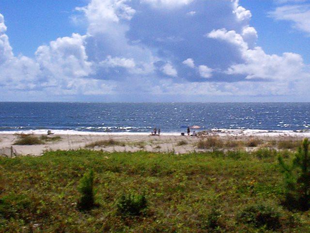 View from balcony - Island Club, 2203 - Hilton Head - rentals