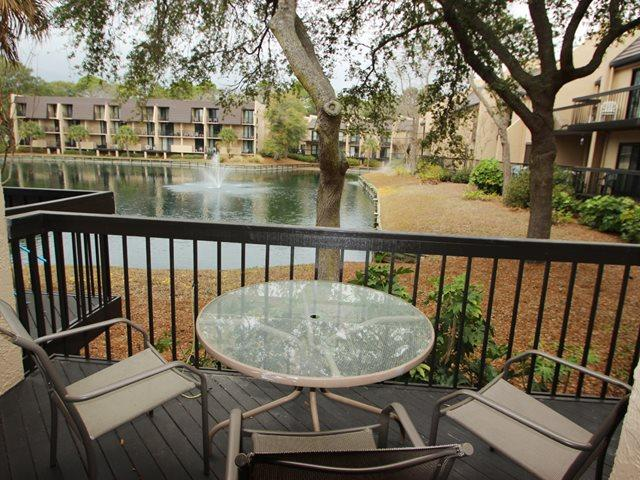 Lagoon view - Island Club, 145 - Hilton Head - rentals