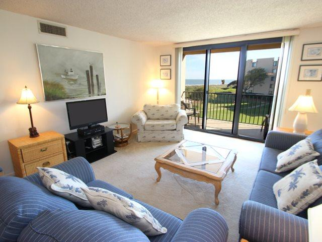 Living area 2 -  - Hilton Head - rentals