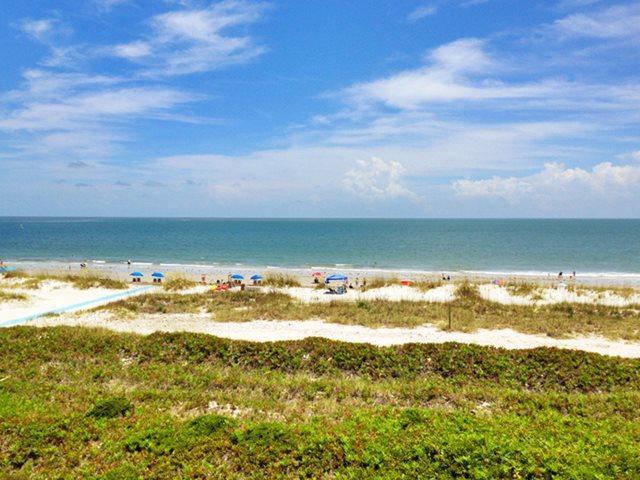 View of ocean - Island Club, 5403 - Hilton Head - rentals