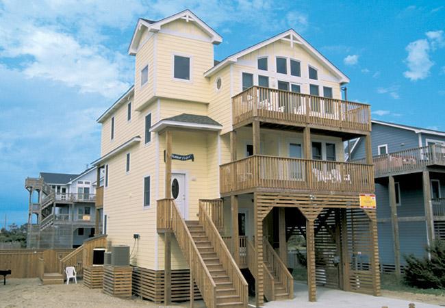 Carolina Coastin' - Image 1 - Waves - rentals