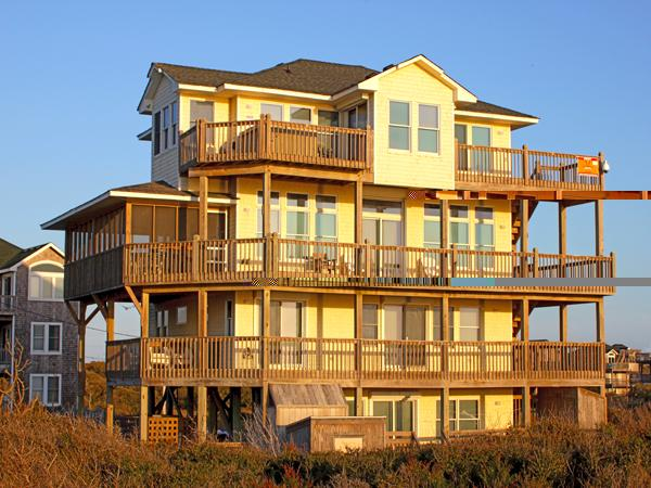 Dune Crab - Image 1 - Buxton - rentals