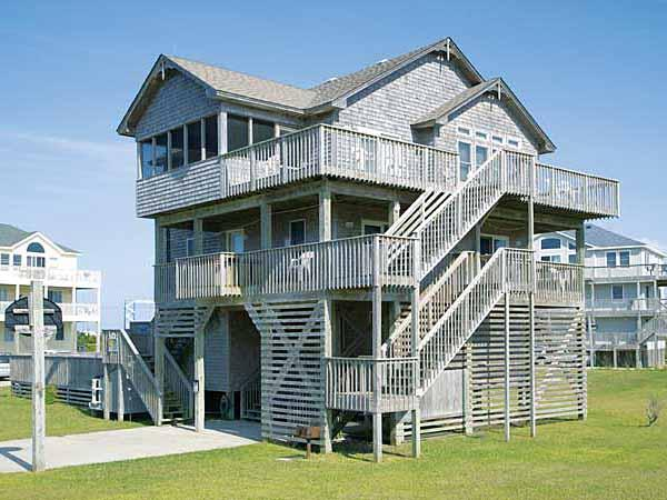 Carolina Breeze - Image 1 - Rodanthe - rentals