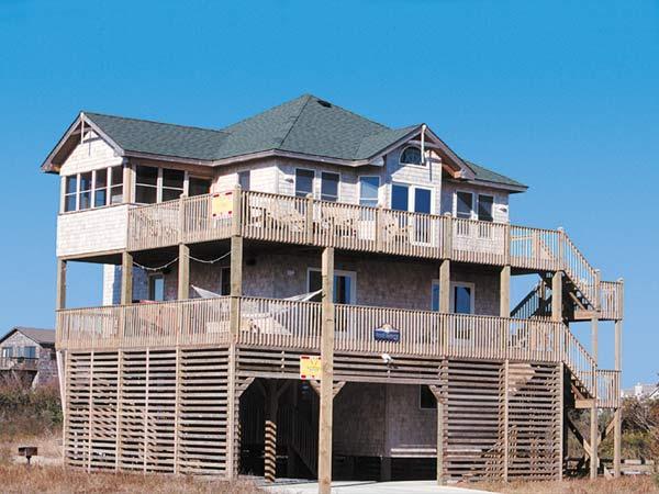 Life's a Beach - Image 1 - Salvo - rentals
