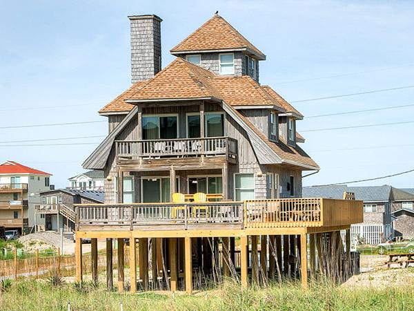 Toes in the Sand - Image 1 - Rodanthe - rentals