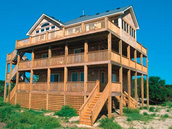 Gone With The Wind - Image 1 - Rodanthe - rentals