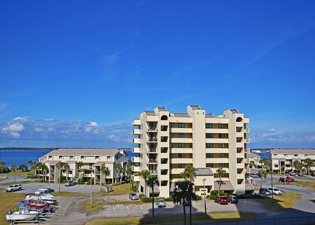 Santa Rosa Dunes 1022 - Image 1 - Pensacola Beach - rentals