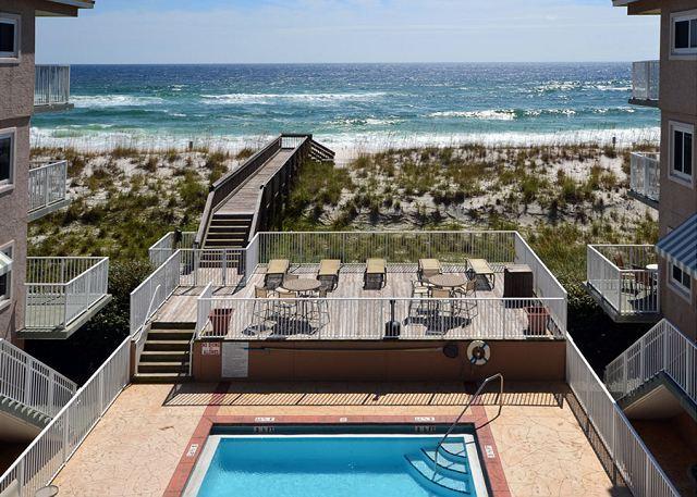 Starboard Village 523 - Image 1 - Pensacola Beach - rentals