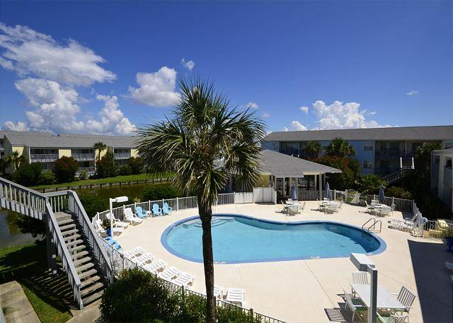 Villas on the Gulf H6 - Image 1 - Pensacola Beach - rentals