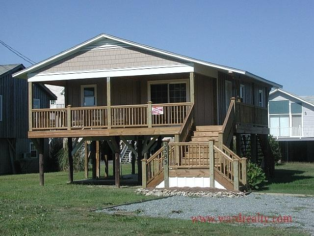 A Petite Retreat Exterior - A Petite Retreat - North Topsail Beach - rentals