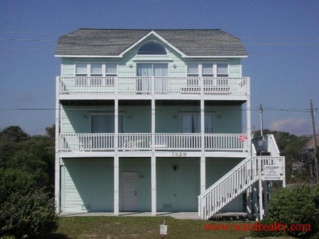 Empty Nest II - Empty Nest II - Surf City - rentals
