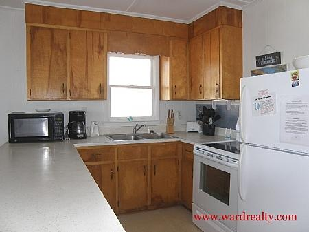 Kitchen Too - Gang Plank - North Topsail Beach - rentals