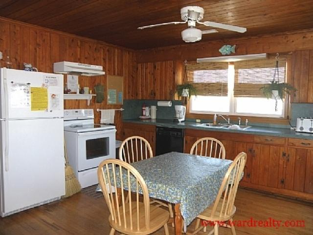 Kitchen - Heath - Surf City - rentals