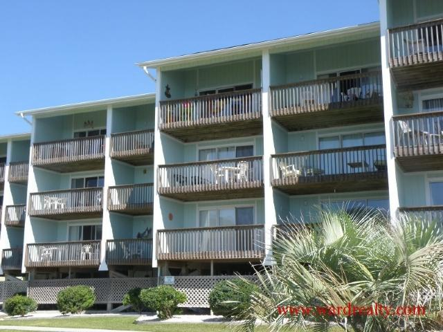 Ocean Vue Exterior - Ocean Vue - Surf City - rentals