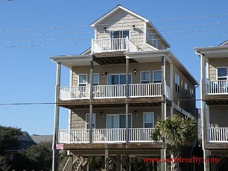 Barefoot Bumblebee-formerly Karma's A Beach - Barefoot Bumblebee - Surf City - rentals