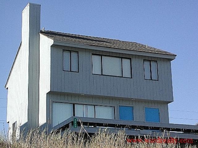 Oceanfront Exterior - Solimar - Surf City - rentals