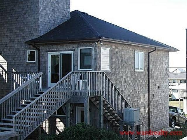 Oceanfront Exterior - Tower 5 Retreat - Surf City - rentals