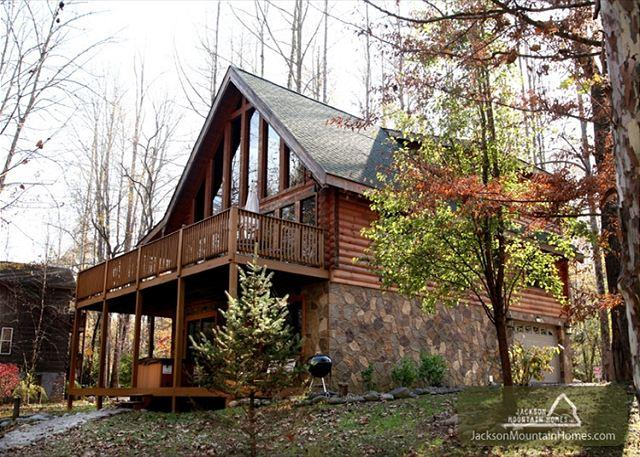 Amazing River Retreat  Fishing  Pool Table  Hot Tub  Pets  Free Nights - Image 1 - Gatlinburg - rentals