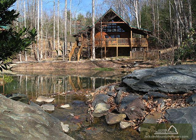 Beyond the Pond   Pool Access  Hot Tub  Pool Table  WiFi   Free Nights - Image 1 - Gatlinburg - rentals