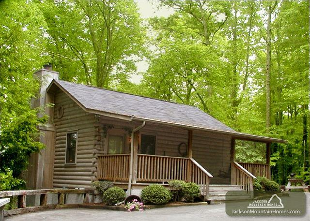 Eagle's Nest  Privacy Mtn View Hot Tub Deck King Bed WiFi  Free Nights - Image 1 - Gatlinburg - rentals