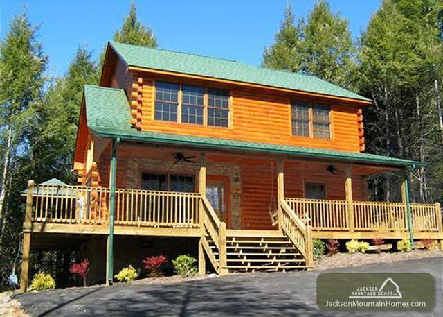 Great Escape Privacy Mountain View Hot Tub Jetted Tub WiFi Free Nights - Image 1 - Gatlinburg - rentals