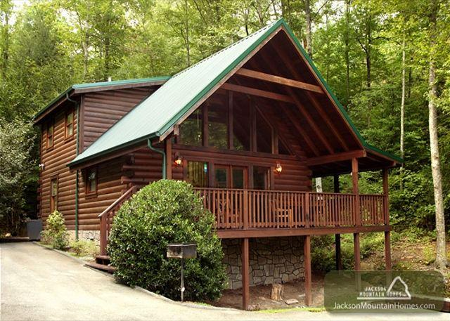 On Smoky's Pond   Pool Access Hot Tub FireplaceViews WiFi  Free Nights - Image 1 - Gatlinburg - rentals