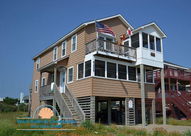 Bali Hai 523 - Image 1 - Kitty Hawk - rentals