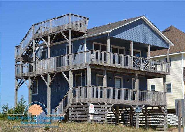 Standahl's Como Beach 60 - Image 1 - Kill Devil Hills - rentals