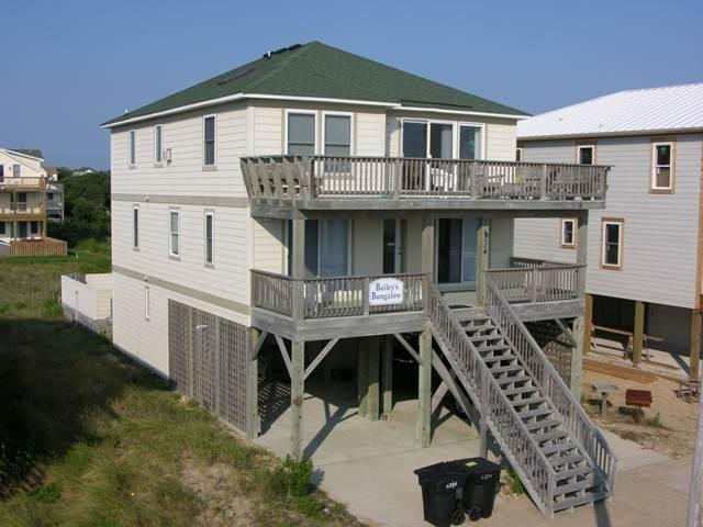 Bailey's Bungalow - Image 1 - Kitty Hawk - rentals