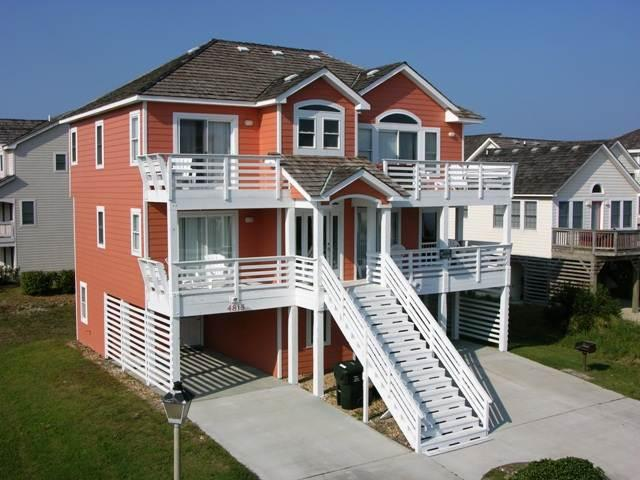 Coral Conch House - Image 1 - Nags Head - rentals